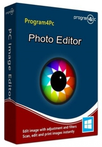 Program4Pc Photo Editor 7.5 RePack (& Portable) by elchupacabra [Multi/Ru]