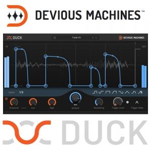 Devious Machines - Duck 1.1.4 VST, VST3, AAX (x86/x64) [En]