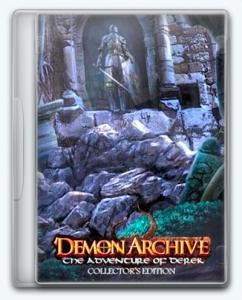 Demon Archive. The Adventure of Derek
