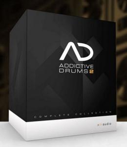 XLN Audio - Addictive Drums 2 Complete v2.1.9 STANDALONE, VSTi, AAX (x86 x64) [En]