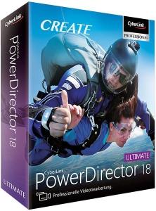 CyberLink PowerDirector Ultimate 18.0.2405.0 [Multi/Ru]