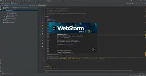 JetBrains WebStorm 2019.3.3 Build #WS-193.6494.34 [En]