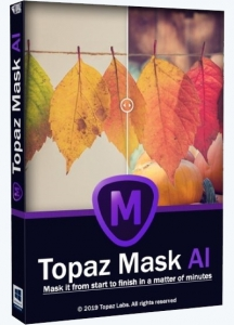 Topaz Mask AI 1.3.3 RePack (& Portable) by TryRooM [En]