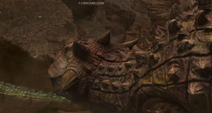 Король динозавров 3D: Путешествие к Огненной горе
