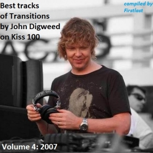 VA - Best tracks of Transitions by John Digweed on Kiss 100. 2007 Volume 4