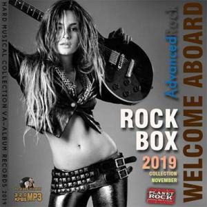 VA - Welcome Aboard: Advanced Rock Box