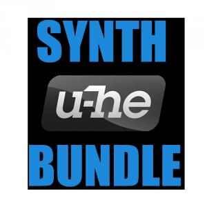 u-he - Synth Bundle 2019.12 VSTi, VSTi3, AAX (x86/x64) RePack by VR [En]