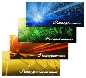 AIDA64 Extreme/Engineer/Business/Network Audit 6.20.5300 RePack (& Portable) by elchupacabra [Multi/Ru]