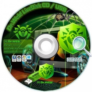 Dr.Web LiveDisk 9.0.1 (11.04.2021) [Multi/Ru]