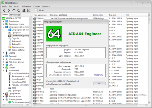 AIDA64 Extreme / Engineer / Business / Network Audit 6.20.5300 Final Repack (& Portable) by Litoy [Multi/Ru]