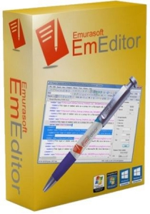Emurasoft EmEditor Professional 19.4.0 RePack (& Portable) by elchupacabra [Multi/Ru]