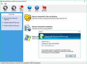 Password Rescuer 4.0.0.1 Advanced Edition [En]