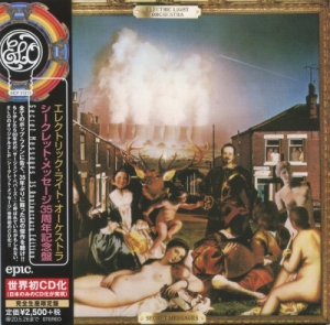 Electric Light Orchestra (ELO) - Secret Messages [35th Anniversary Japanese Edition]