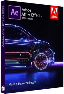 Adobe After Effects 2020 17.7.0.45 RePack by KpoJIuK [Multi/Ru]