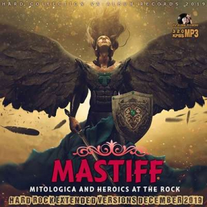 VA - Mastiff: Hard Rock Music
