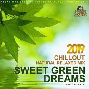 VA - Sweet Green Dreams: Natural Relaxed Mix