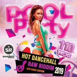 VA - Hot Dancehall Pool Party