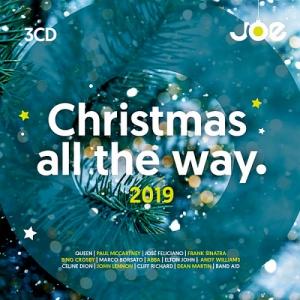 VA - Joe Christmas All The Way 2019 [3CD]