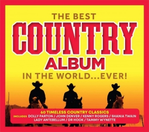 VA - The Best Country Album in the World... Ever! [3CD]