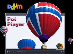 Daum PotPlayer Stable + Portable от PortableAppz