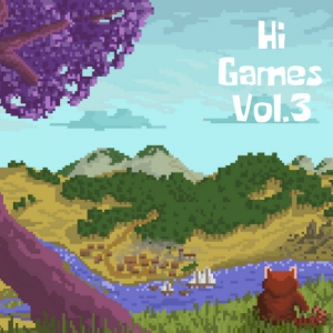 VA - Hi Games Vol.3 (Chiptune, Dubstep, Breaks Edition)
