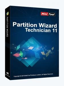 MiniTool Partition Wizard Technician 11.6 [Multi]