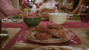 Рождественская кухня
