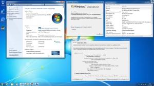 Microsoft® Windows® 7 SP1 x86/x64 Ru 9 in 1 Update 07.2021 by OVGorskiy 1DVD