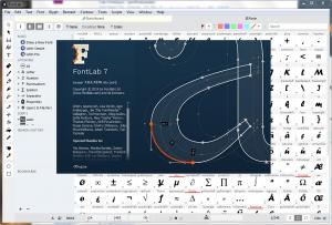FontLab 7.0.1 (build 7276) [En]