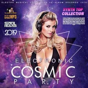 VA - Electronic Cosmic Party