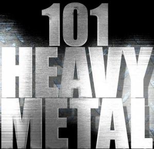 VA - 101 Heavy Metal Hits