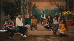 Джон Малэйни обед с подростками