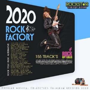 VA - 2020 Rock Factory