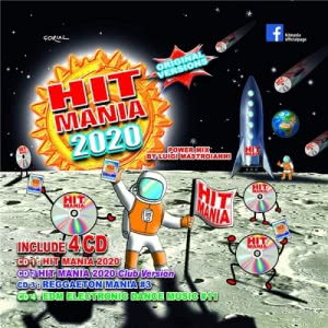 VA - Hit Mania 2020 [4CD]