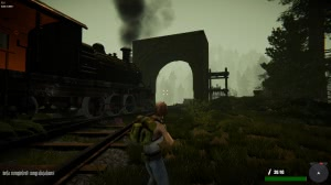 Jane Westlake Adventures - The Mystery Train