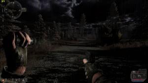 Сталкер Gunslinger Mod / Atmosfear 3 / Absolute Nature 4.01 / HD Models / ReShade