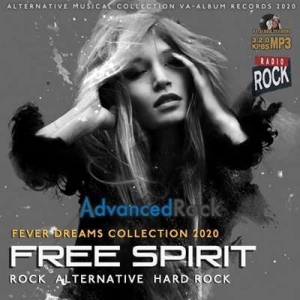 VA - Free Spirit: Advanced Rock Collection
