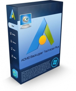 AOMEI Backupper Technician Plus 6.0.0 RePack by elchupacabra [Multi/Ru]