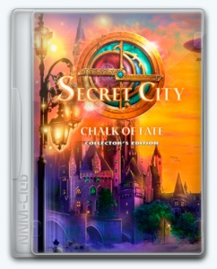 Secret City 4: Chalk of Fate