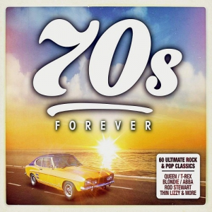 VA - 70s Forever: The Ultimate Rock & Pop Classics (3CD)
