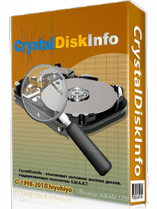 CrystalDiskInfo 8.8.8 RePack (& Portable) by elchupacabra [Multi/Ru]