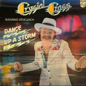 Crystal Grass featuring Steve Leach - Dance Up A Storm