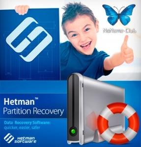 Hetman Partition Recovery 3.1 + Portable [Multi/Ru]