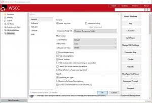 WSCC (Windows System Control Center) 4.0.7.2 + Portable [En]