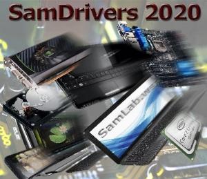 SamDrivers 20.6 - Сборник драйверов для Windows [Multi/Ru]
