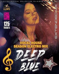 VA - Deep Blue: Vocal House Season