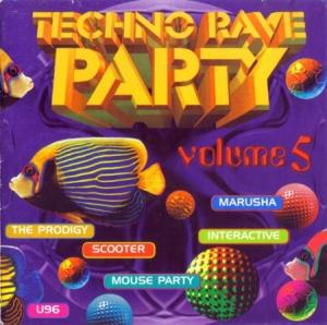 VA - Techno Rave Party Volume 5