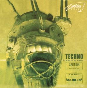 VA - TECHNO (mixed by Dj Arseniy)