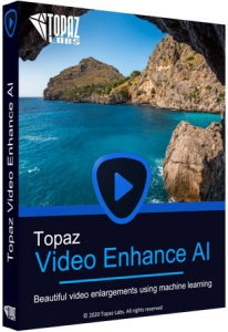 Topaz Video Enhance AI 1.6.1 RePack (& Portable) by TryRooM [En]