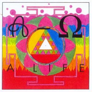 Alpha To Omega - A Life (1976) Reissue CD, 1997, Black Rills Records